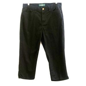 Lauren Ralph Lauren Classic Midcalf Pants O4